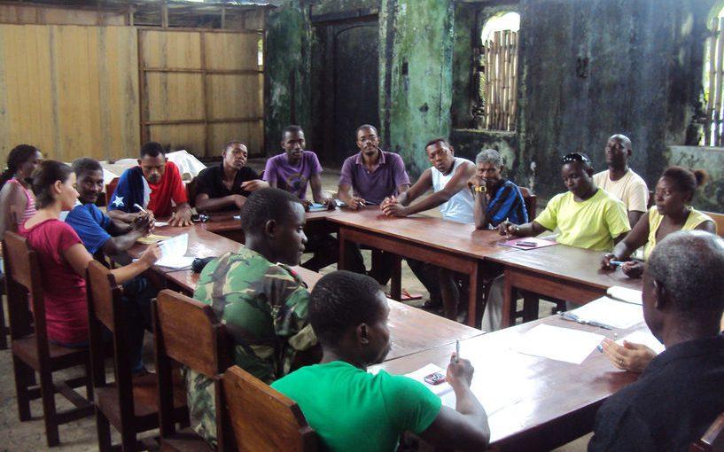 Guiné-Bissau: Saúde