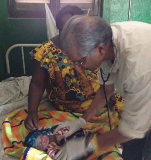 Saúde: Uma missão na Guiné-Bissau