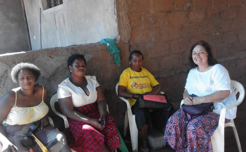 Continuar a ajudar… o Chibuto