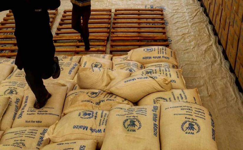 Da Ajuda Humanitária ao Desenvolvimento
