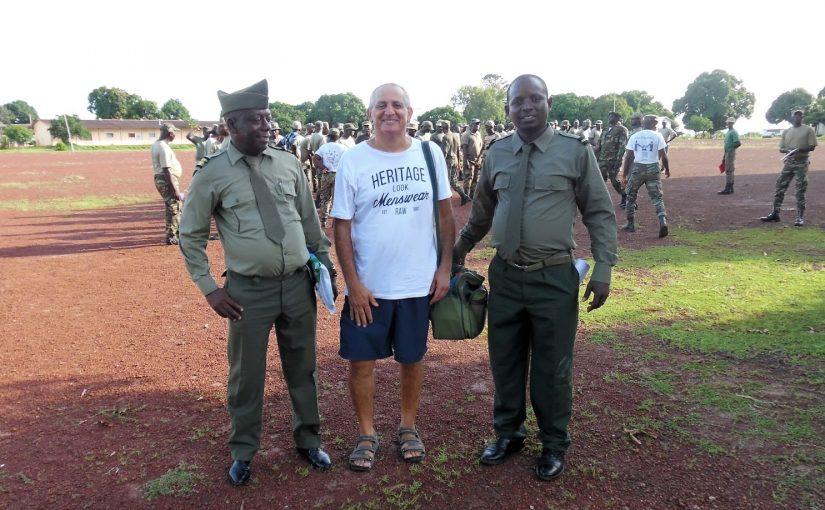 Memória de missão… na Guiné