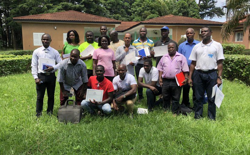 Missão no Politécnico SOS em Bissau