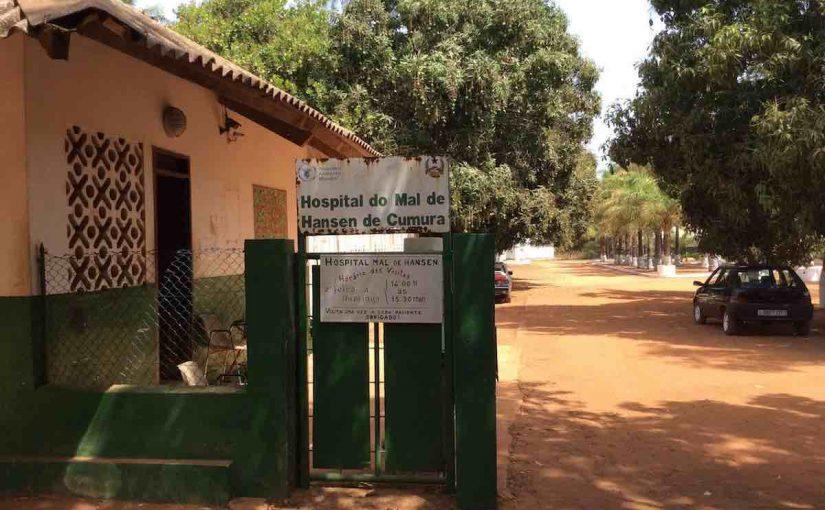 Hospital de Cumura – missão de uma farmacêutica