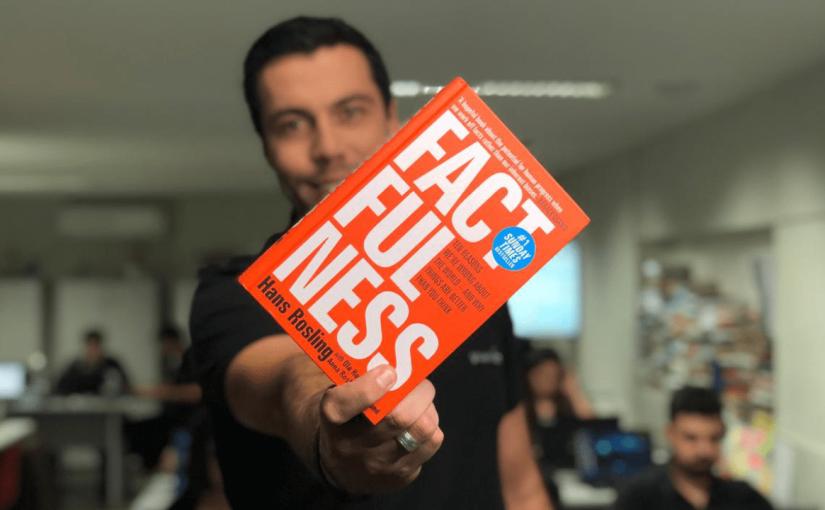 Factfulness – uma sugestão de leitura