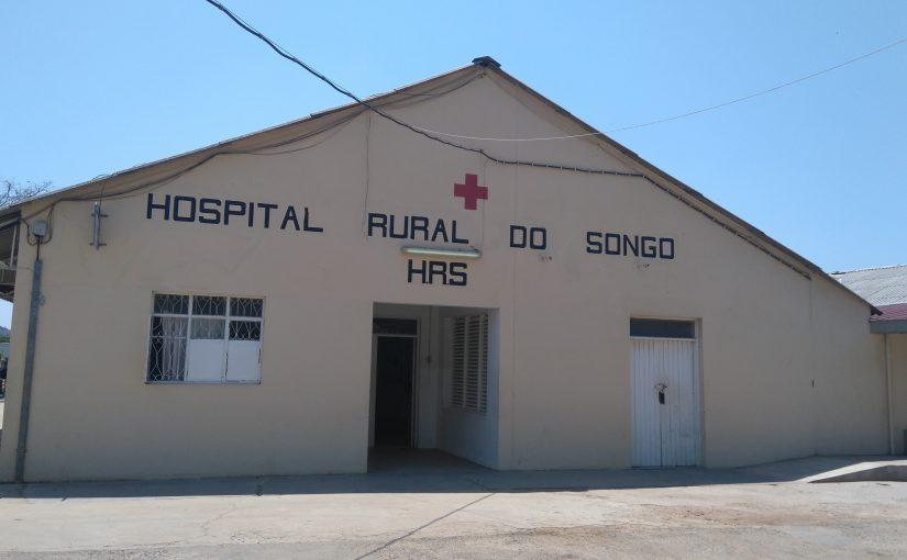 Memórias de Missão (Hospital do Songo)