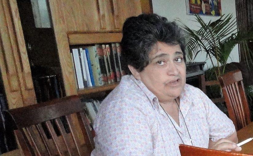 4 perguntas a Quitéria Torres
