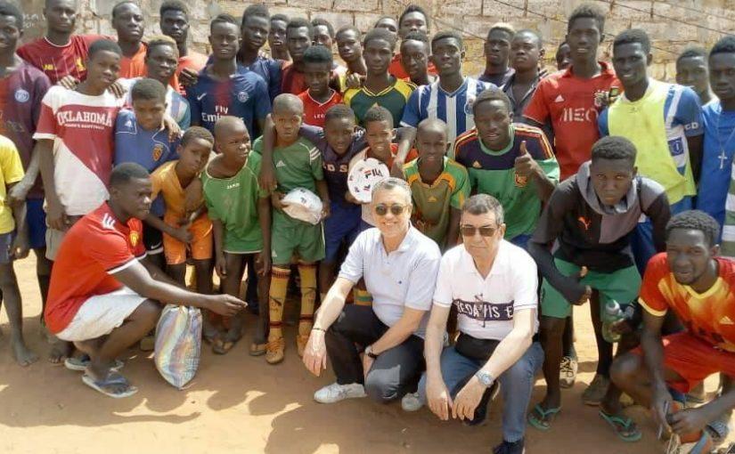 Academia de Futebol Yekine GB