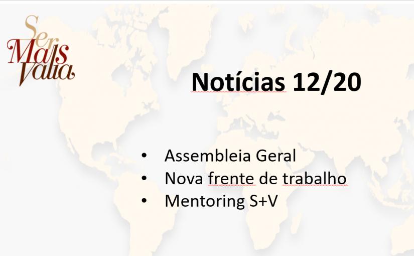 Notícias SMV (12/20)